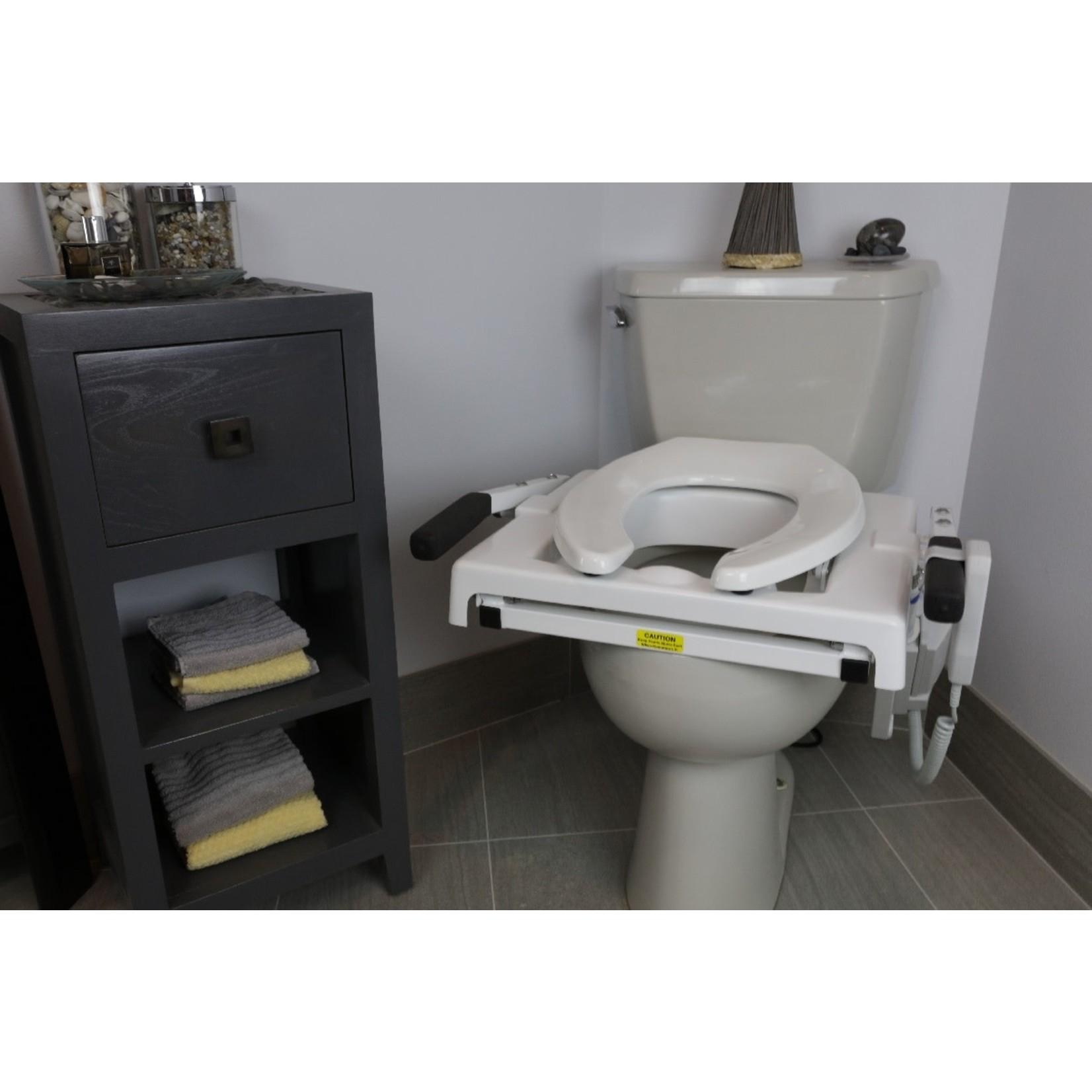 EZ Access TILT® Toilet Incline Lift - AC