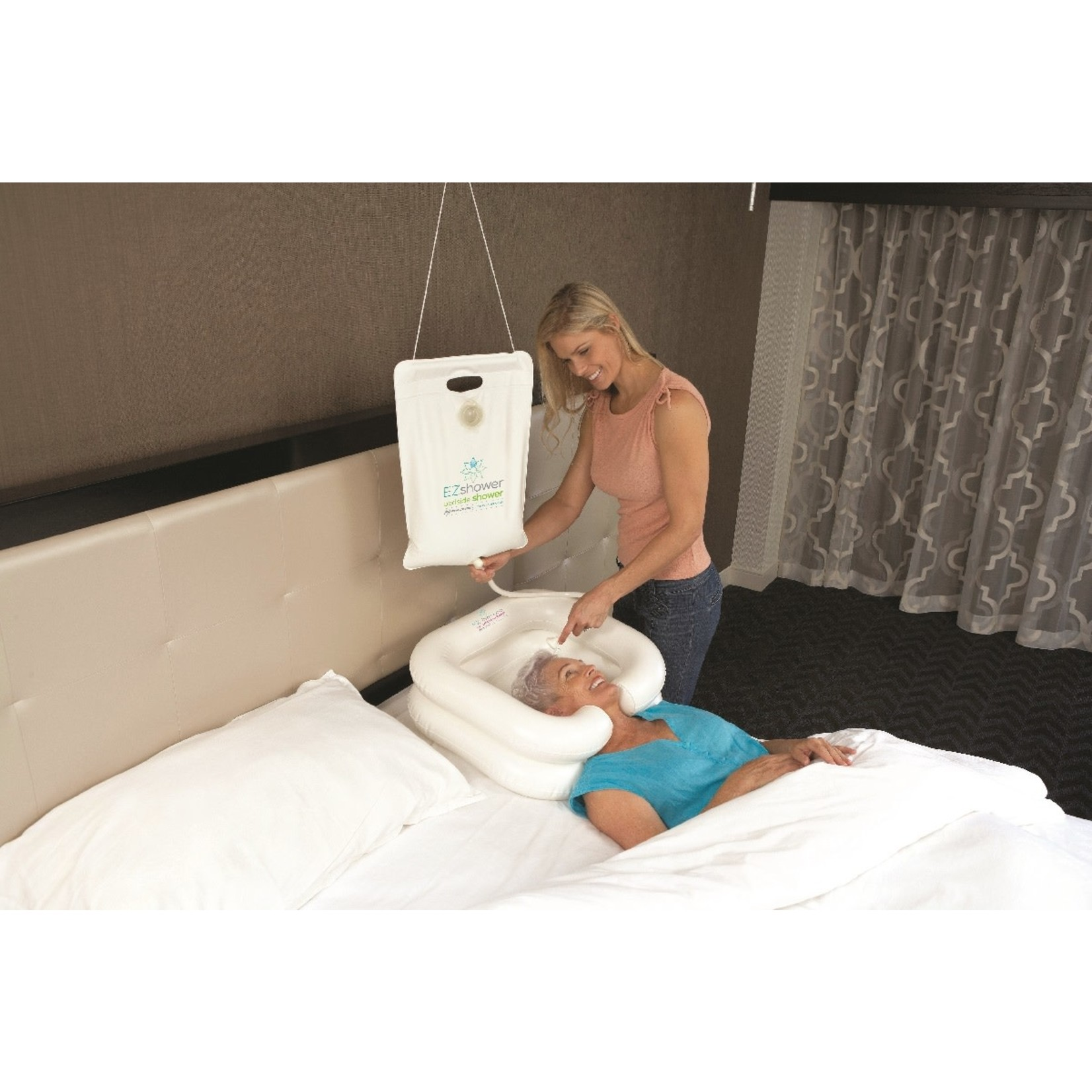 EZ Access EZ-SHOWER BEDSIDE SHOWER