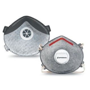 Particulate Respirator Mask North™ SAF-T-FIT Plus  N95 Cone Elastic Strap Medium / Large Gray NonSterile