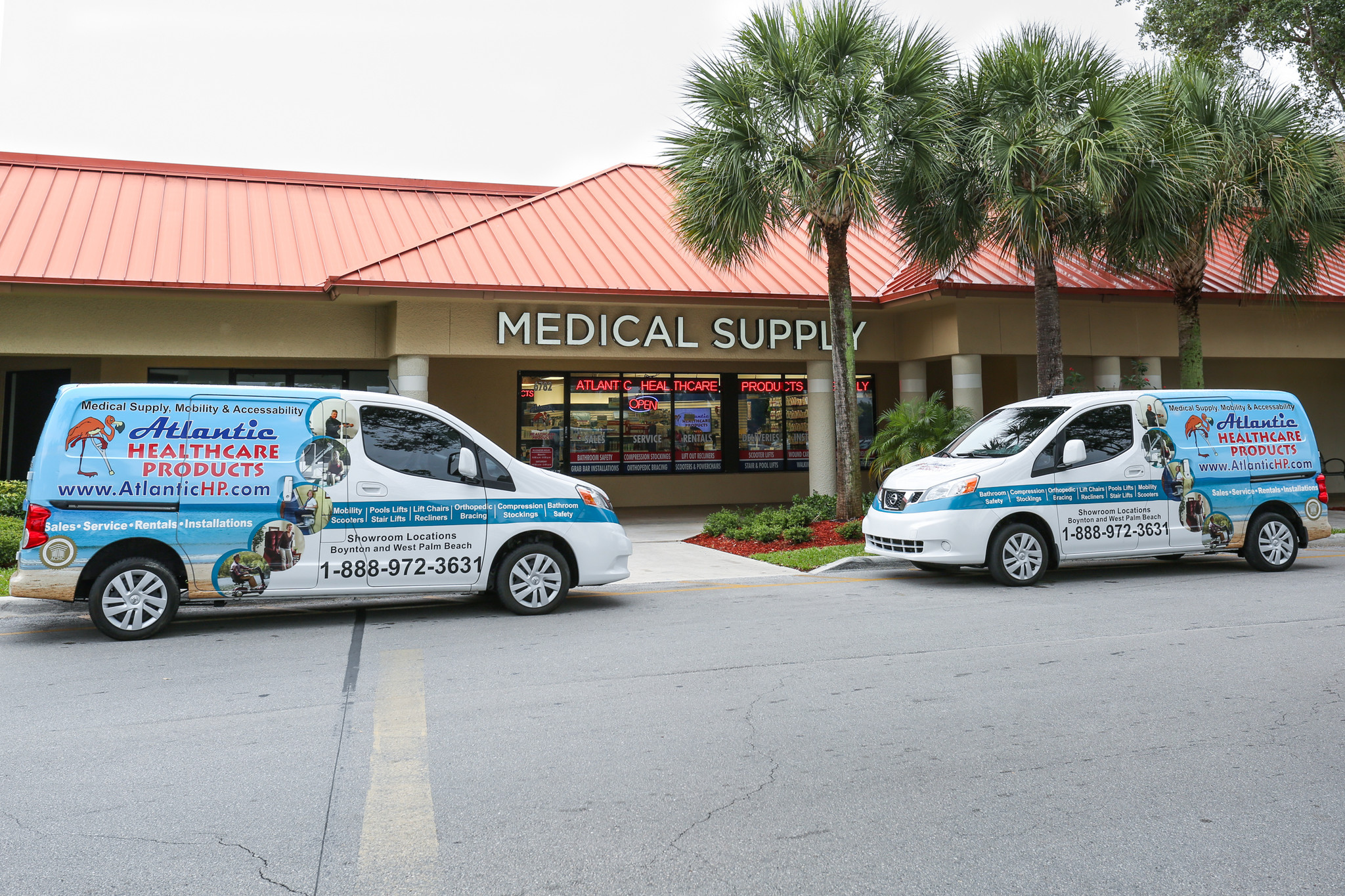 Retail Stores in Palm Beach County