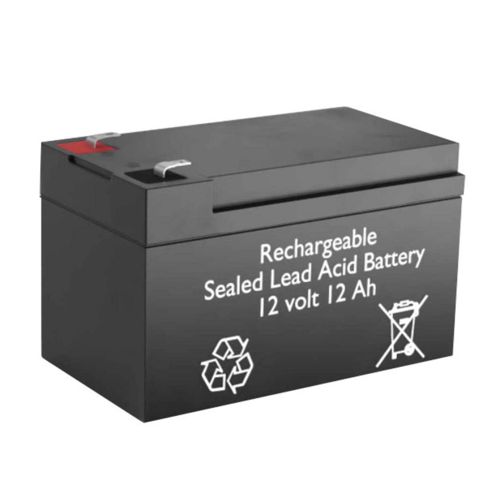12 Volt 12 Ah SLA Batteries