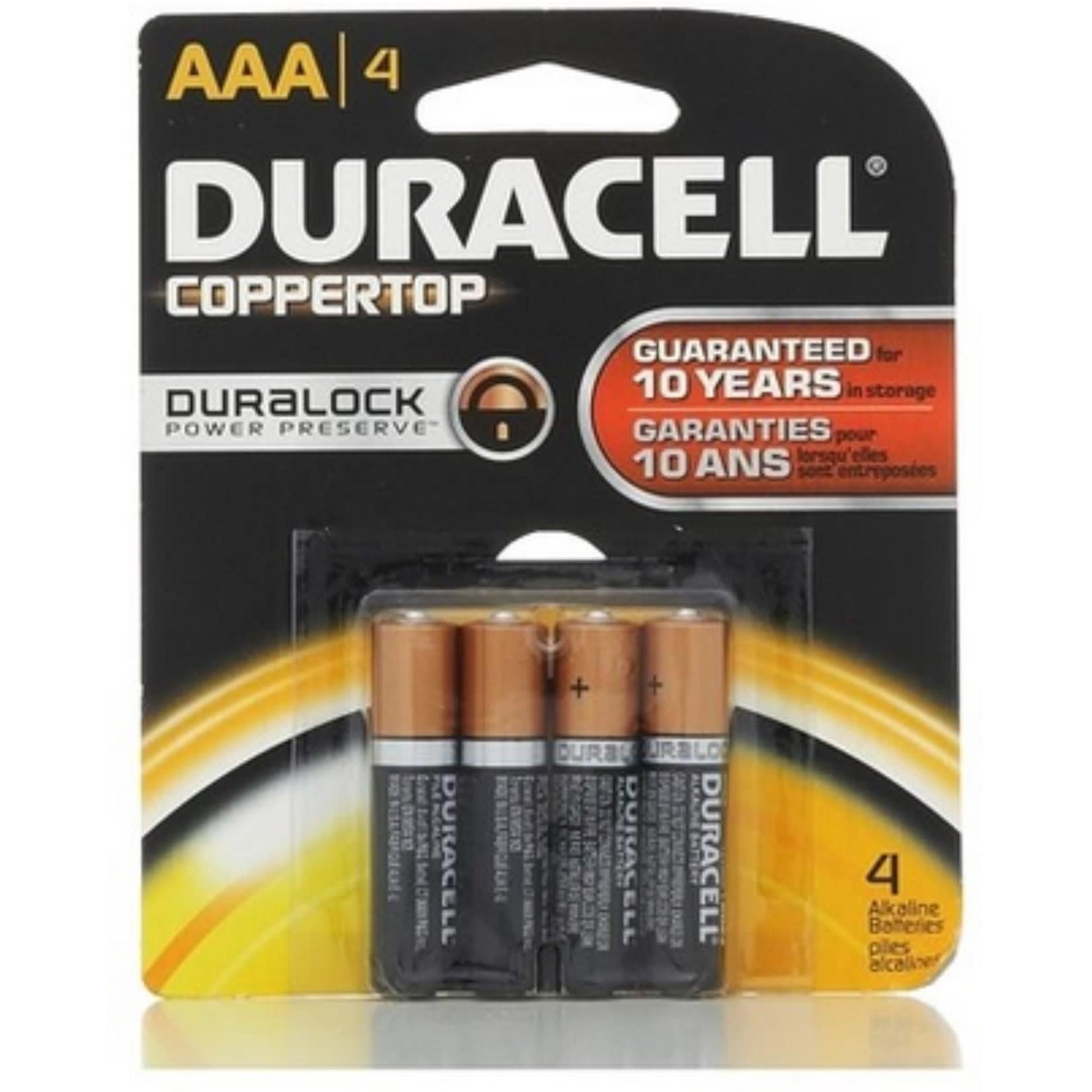 Battery AAA 4pk