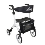 Voyager Euro Style Rollator  Ice Palace