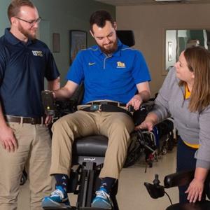 Custom Wheelchairs / ATP