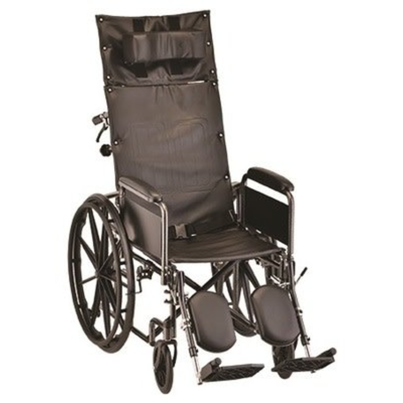 Reclining Wheelchair - Rental Reservation in Eastern Palm Beach County