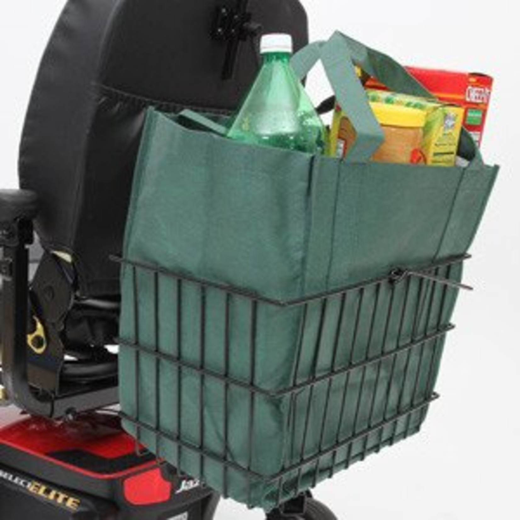 Pride Rear Basket for Power Chair (38)