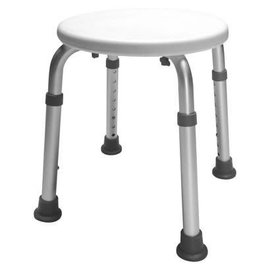 Essential Medical Shower Stool Round