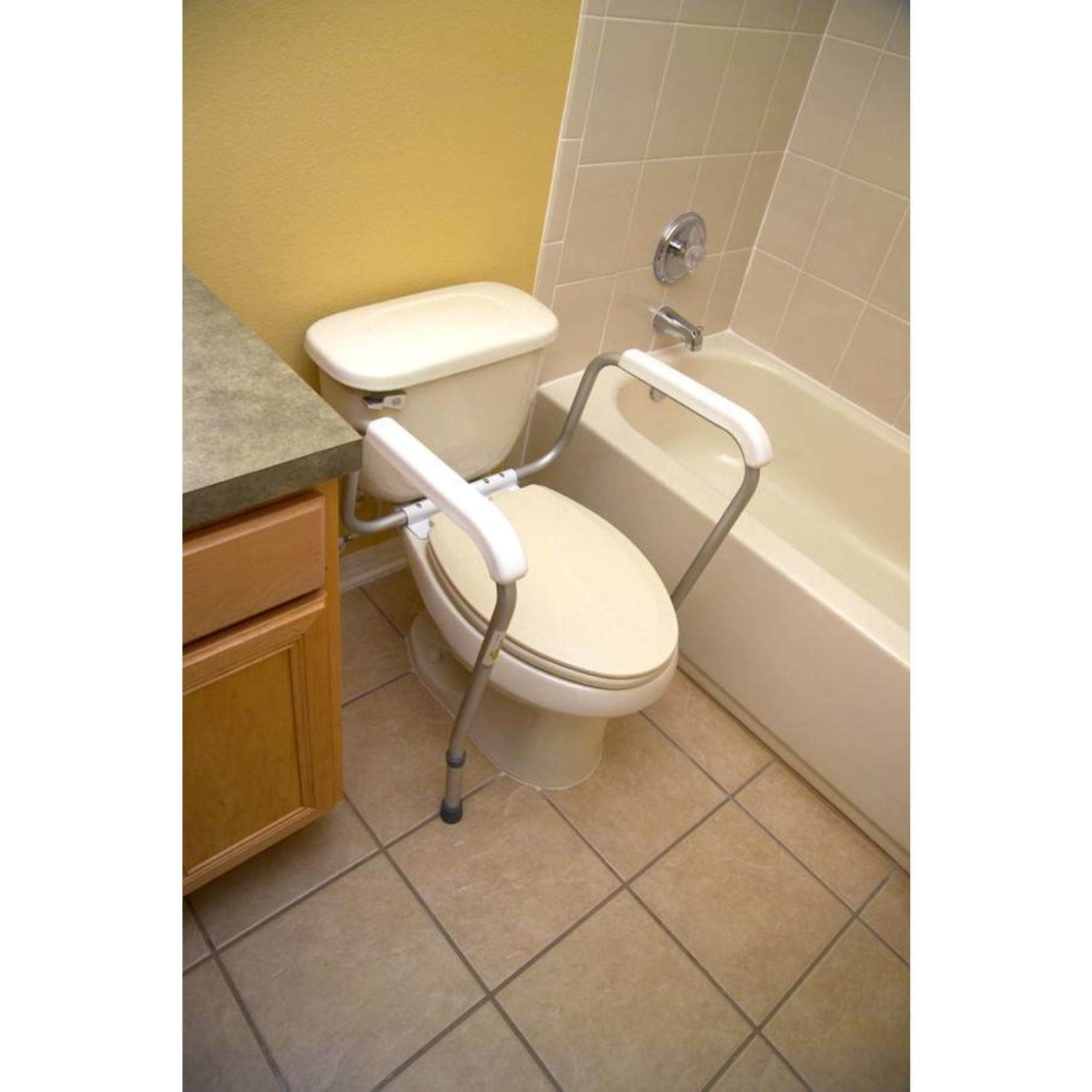 Essential Medical Toilet Safety frame