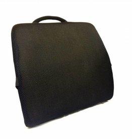 Essential Medical Cush Sacro Black- Bucket Seat