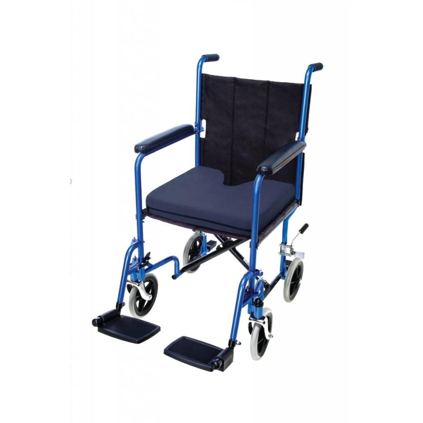Essential Medical Coccyx Cushion 16x16x3