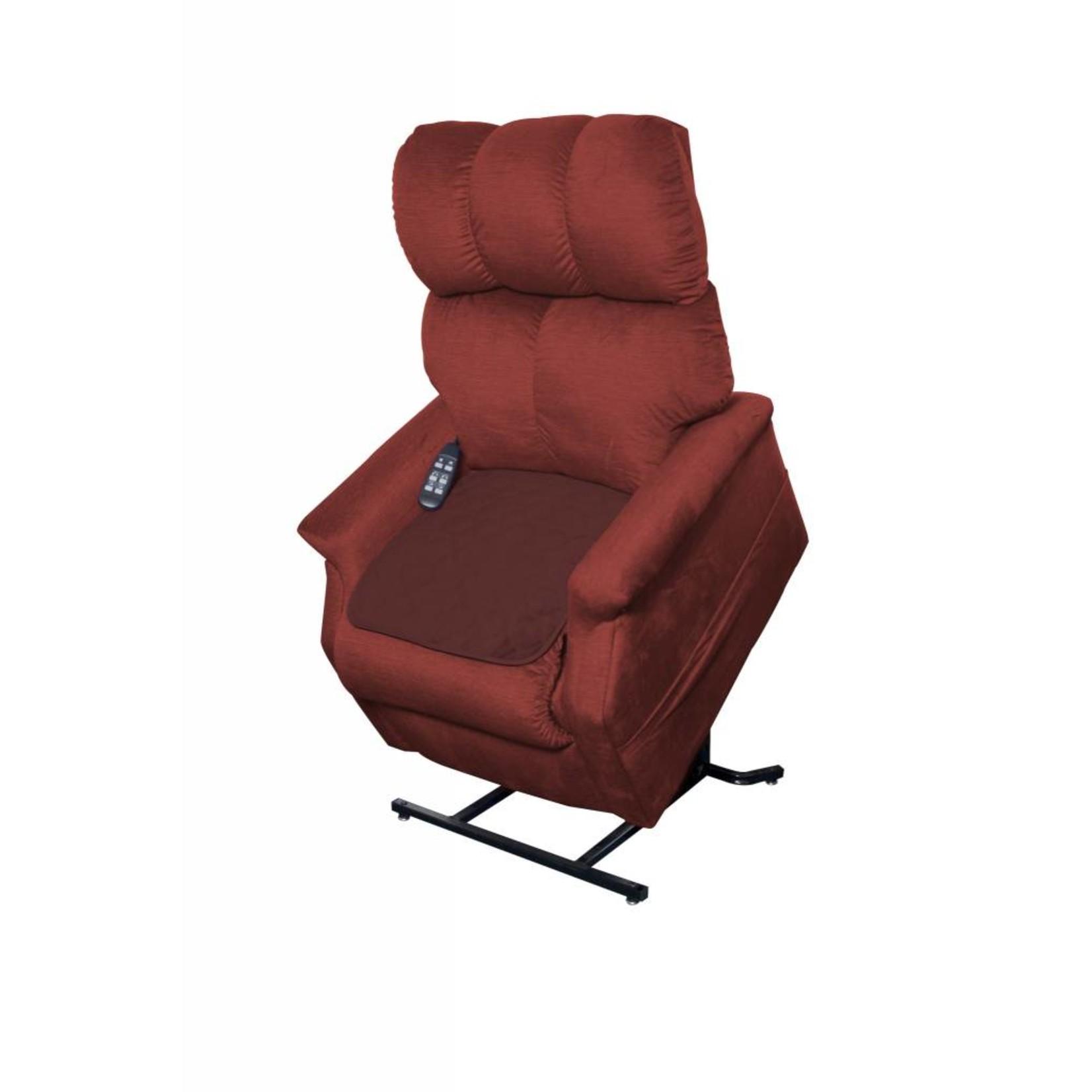 Essential Medical Furniture pad 20x20 Maroon