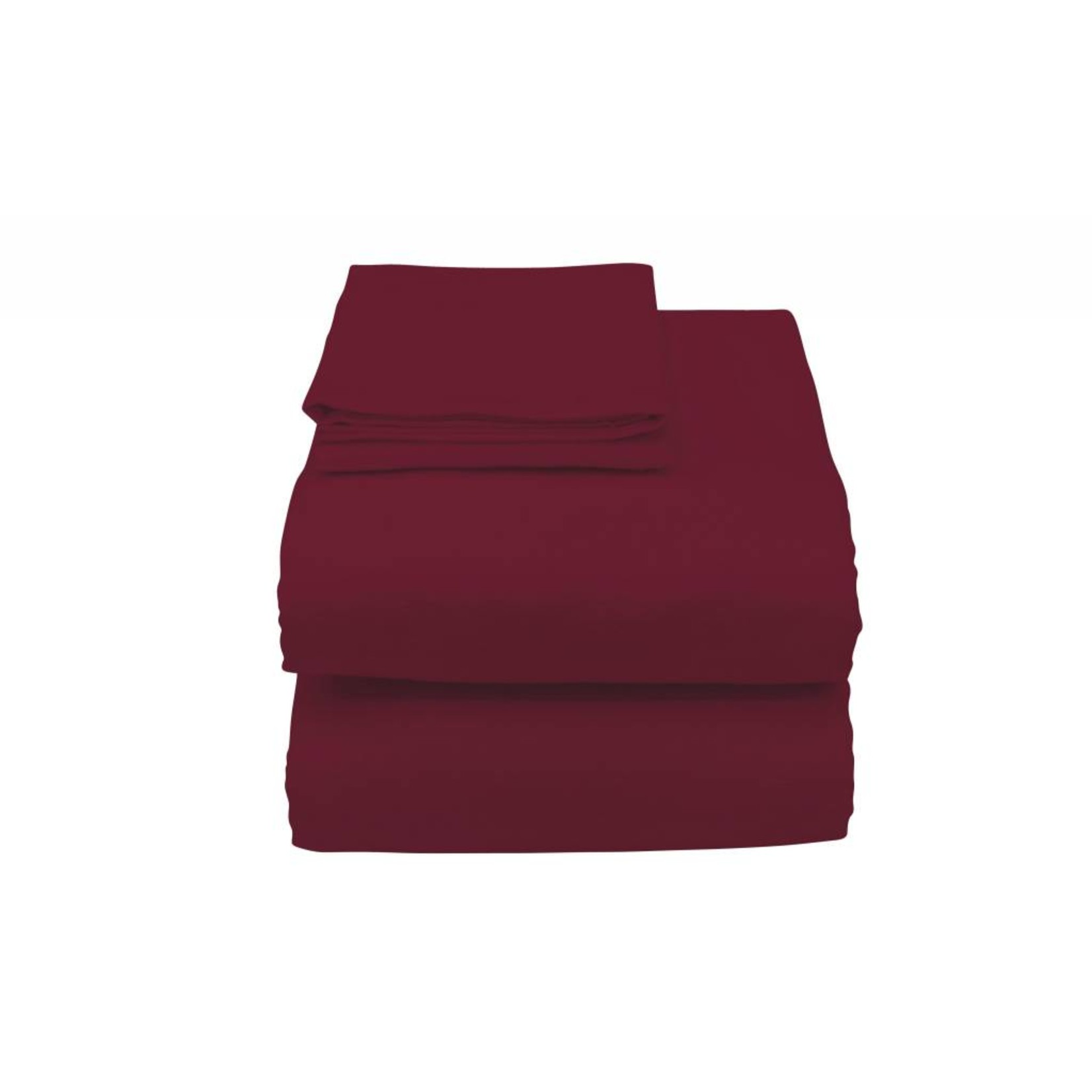 Essential Medical Sheets SET -Cotton Burgundy (5) (DISC)