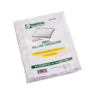 Essential Medical Vinyl Pillow Case-King