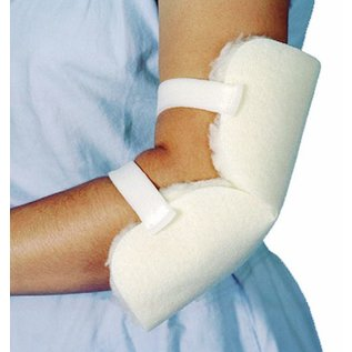 Essential Medical ELBOW PROTECTOR SYNTH LAMBSKIN