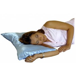 Essential Medical PILLOW - BUTTERFLY SHAPE '' BLUE