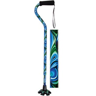Big Foot Offset Couture Cane Swirl