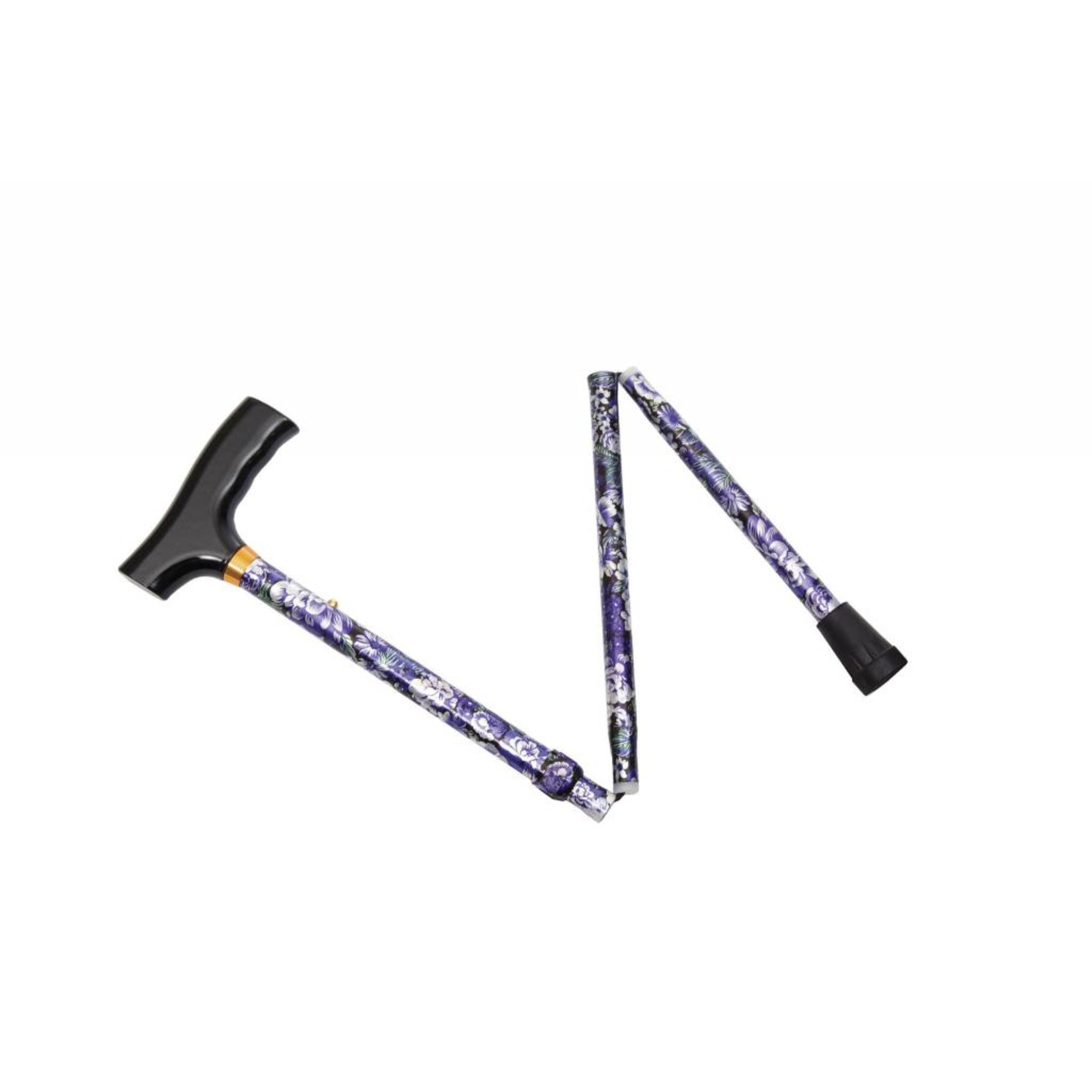 Essential Medical Cane Folding-Lilac