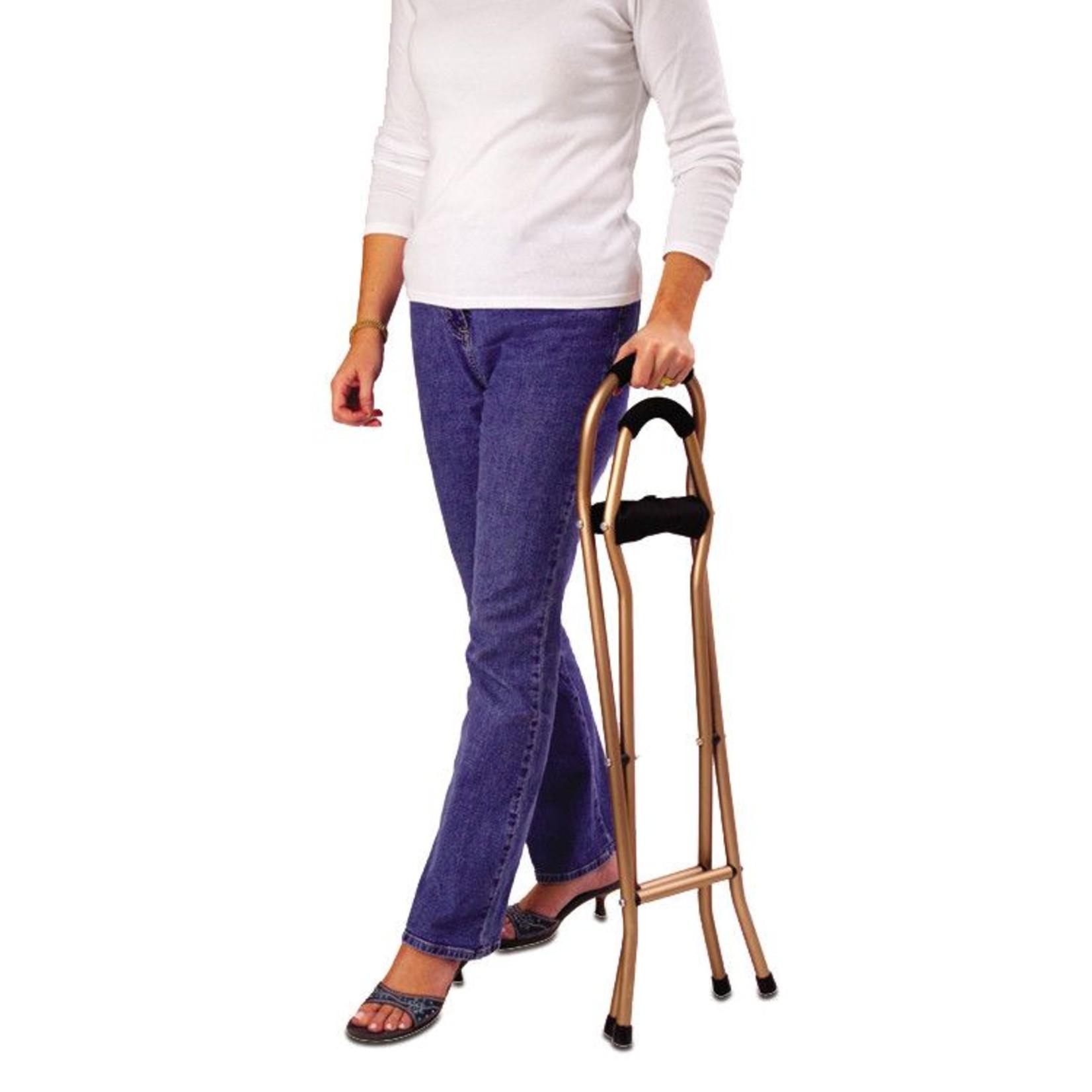 Essential Medical Seat Cane - Mesh
