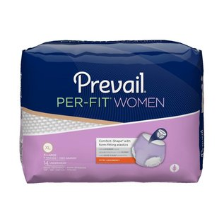 Prevail Per-Fit Extra Absorbency Women's Pull Up