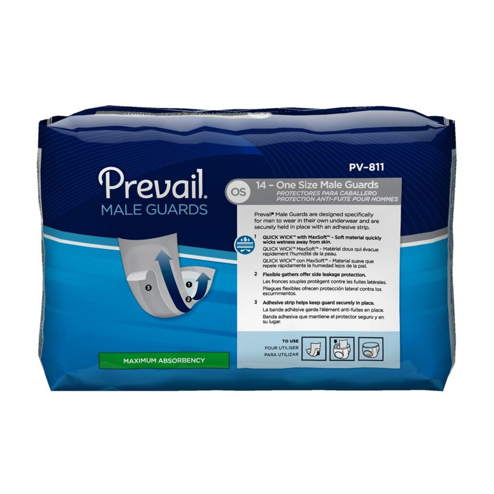 Prevail Prevail Guards For Men