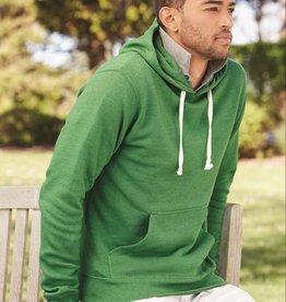 J. America Triblend Hooded Pullover Sweatshirt