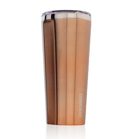 Corkcicle 24oz Tumbler Brushed Copper