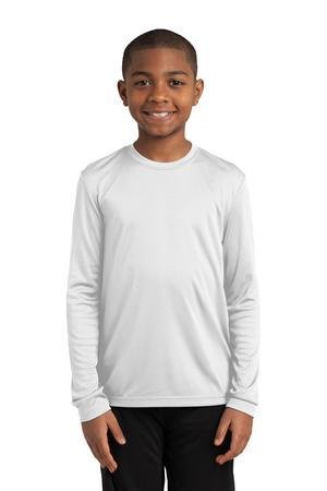 Sport-Tek Youth Long Sleeve PosiCharge® Competitor™ Tee