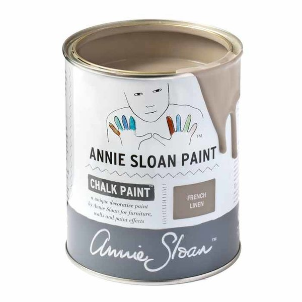 Annie Sloan Chalk Paint By Annie Sloan - French Linen