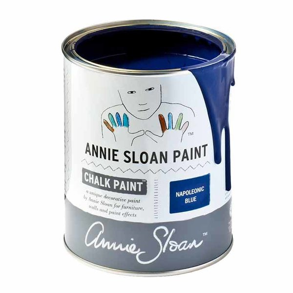 Annie Sloan Chalk Paint By Annie Sloan - Napoleonic Blue