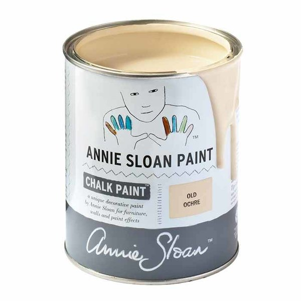 Annie Sloan Chalk Paint By Annie Sloan - Old Ochre