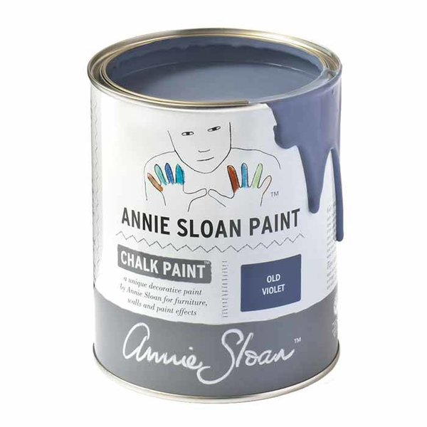 Annie Sloan Chalk Paint By Annie Sloan - Old Violet