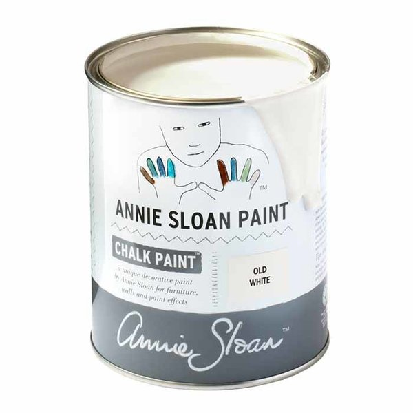 Annie Sloan Chalk Paint By Annie Sloan - Old White