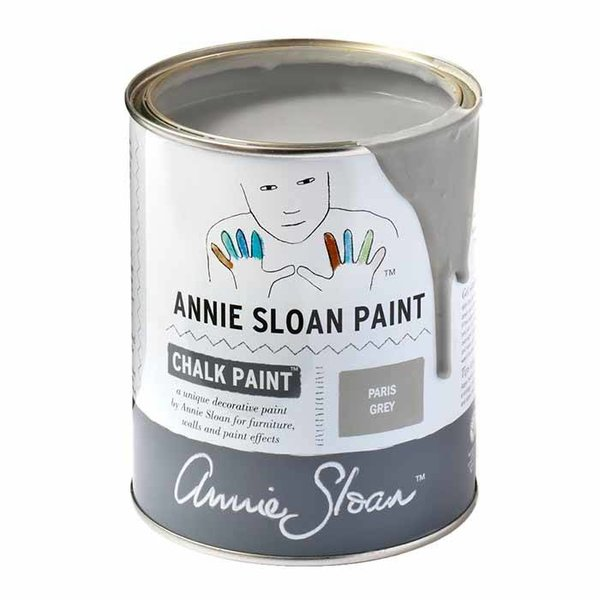 Annie Sloan Chalk Paint By Annie Sloan - Paris Grey