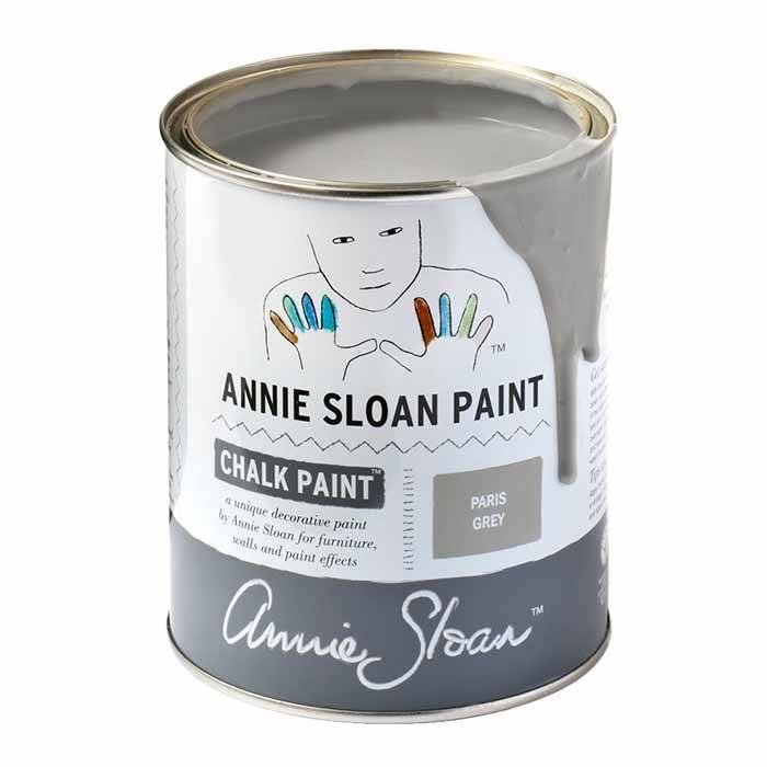 Annie Sloan Chalk Paint By Paris Grey