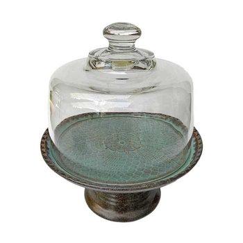 Cardinal Lake Pottery Dome Server