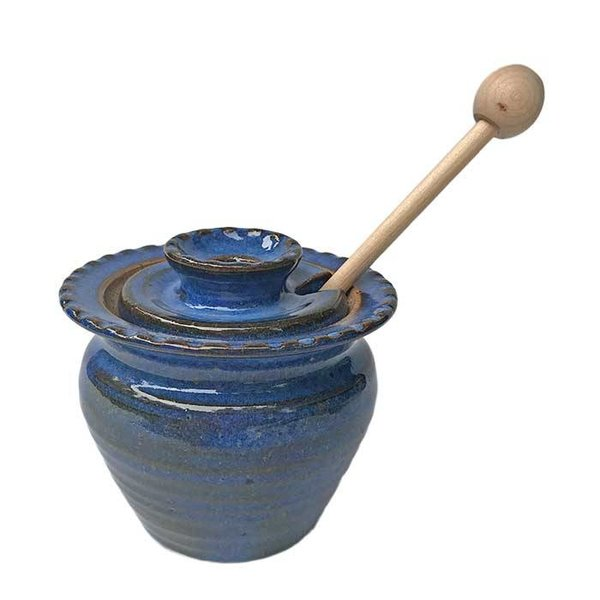 Cardinal Lake Pottery Cardinal Lake Pottery Honey Keeper, 1 Cup Size