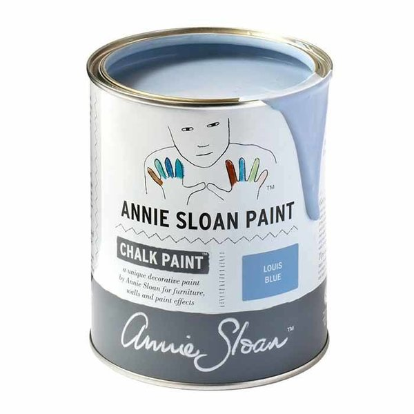 Annie Sloan Chalk Paint By Annie Sloan - Louis Blue