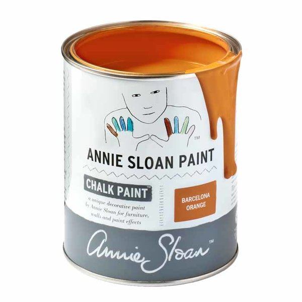 Annie Sloan Chalk Paint By Annie Sloan - Barcelona Orange