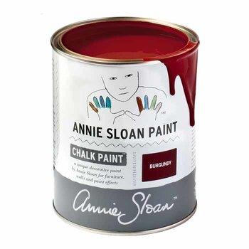 Annie Sloan Burgundy
