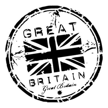 Artisan Enhancements Great Britain Stamp Stencil