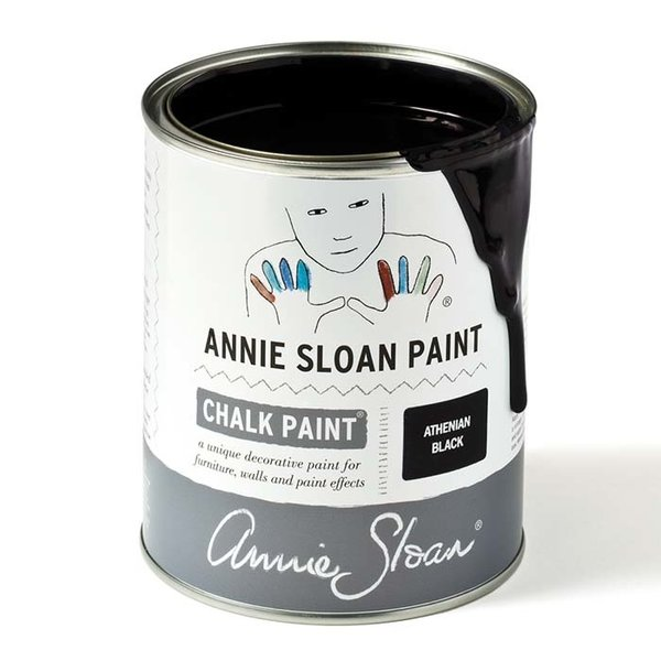 Annie Sloan Annie Sloan Chalk Paint - Athenian Black
