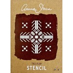 Annie Sloan Annie Sloan Stencil Size A4 - Tallulah
