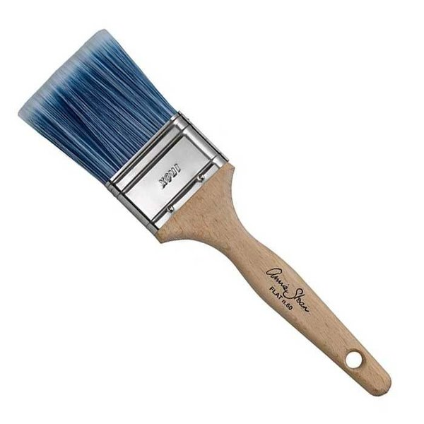 Annie Sloan Annie Sloan Synthetic Paint Brush, Flat, Large