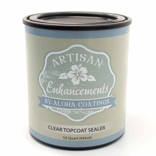 Artisan Enhancements Artisan Enhancements Clear Topcoat Sealer
