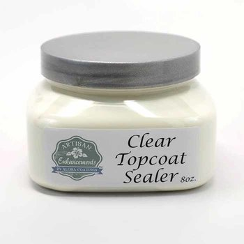 Artisan Enhancements Clear Topcoat Sealer