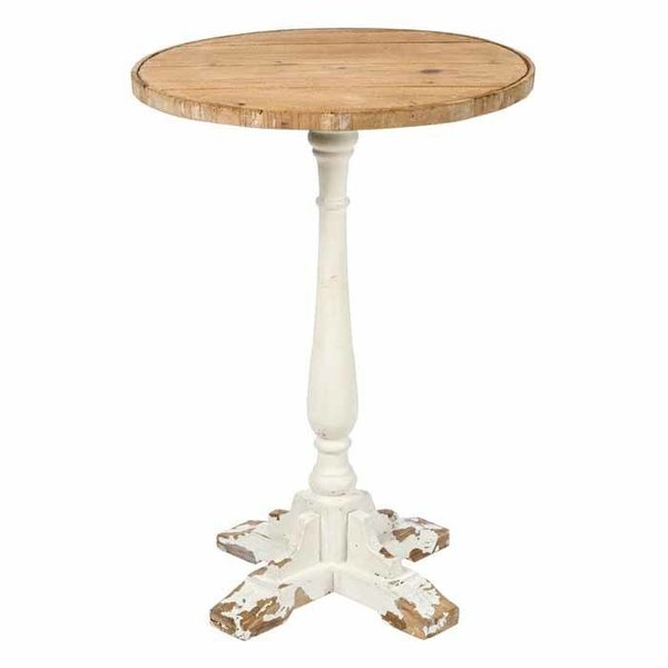 Natural Pedestal Table SHIPS FREE
