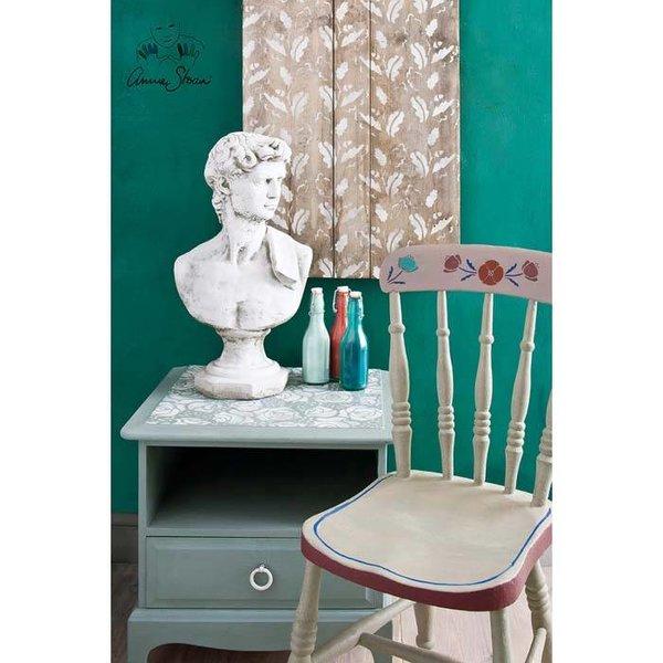 Annie Sloan Annie Sloan Stencil Size A3 -  Oak Leaves