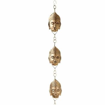 Antique Gold Buddha