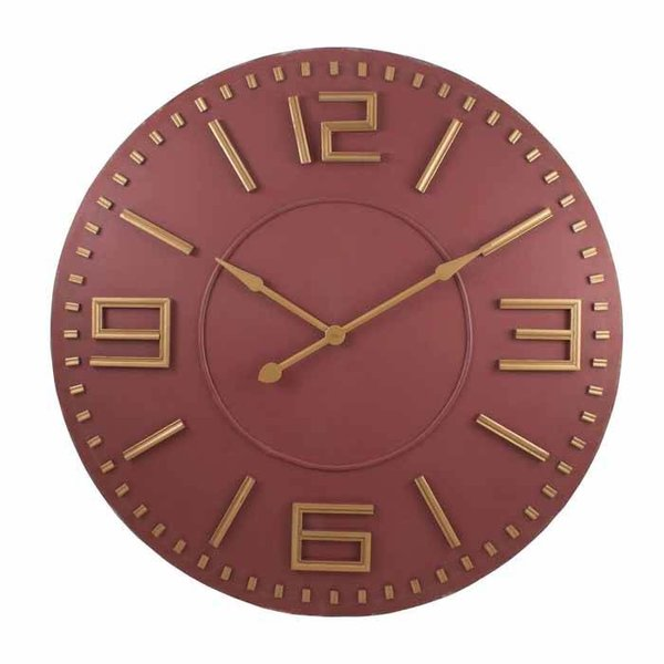 Mira Wood Wall Clock SHIPS FREE