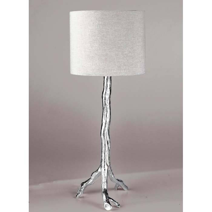Aluminum Branch Lamp Chalk It Up